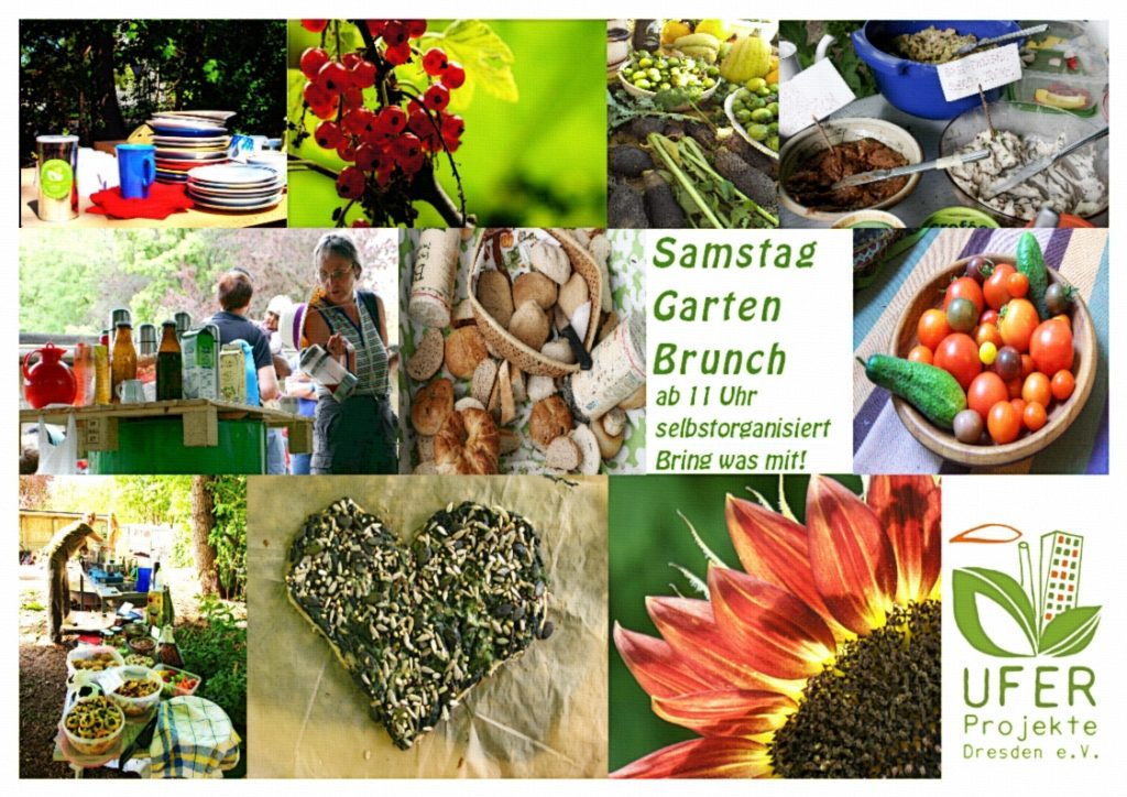 Gartenbrunch